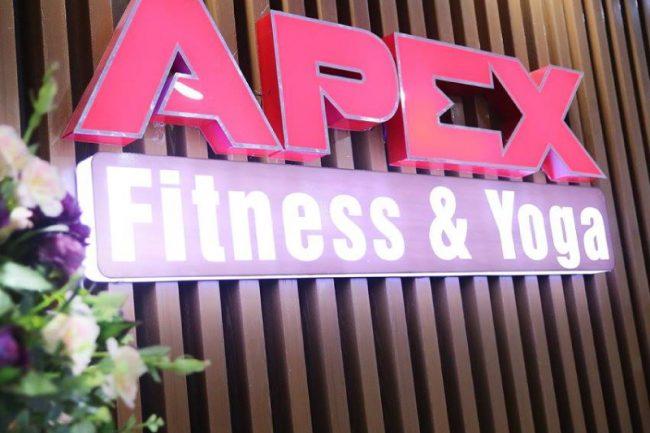 Dự án Apex Fitness
