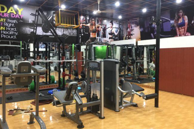 Dự án HD Fitness