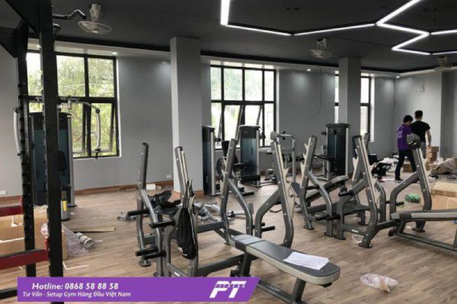 Dự án King Fitness
