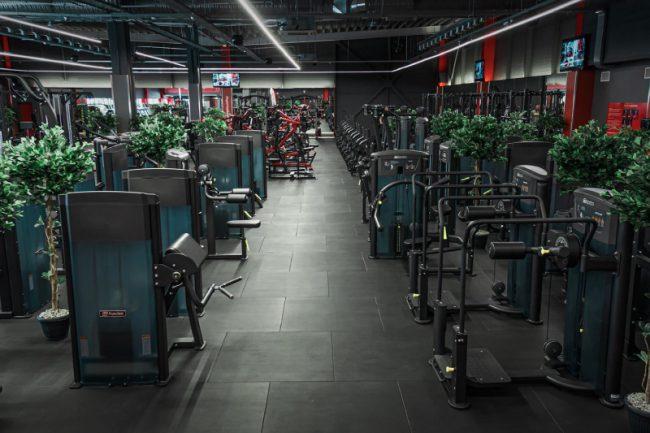 Dự án Green Fitness