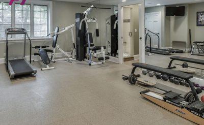 Mẫu thiết kế Home Gym 45m2 ( 50 – 100 Triệu )