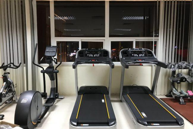 Phòng Tập Văn Phòng Agribank Gym