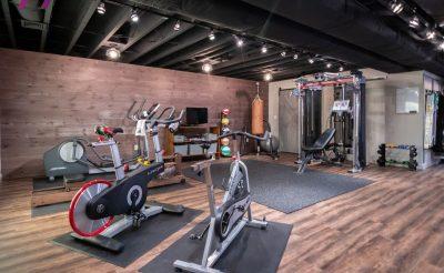 Mẫu thiết kế Home Gym 55m2 ( 50 – 100 Triệu )