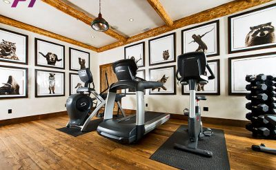 Mẫu thiết kế Home Gym 40m2 ( 20-50 Triệu )
