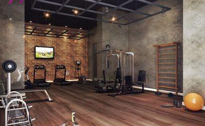 Mẫu thiết kế Home Gym 50m2 ( 50 – 100 Triệu )