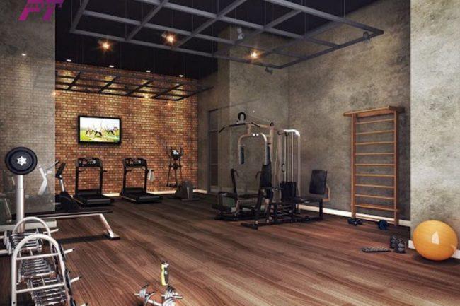 Mẫu setup phòng Gym 50-100 Triệu