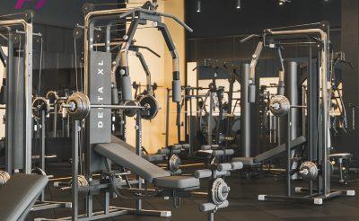 Mẫu thiết kế phòng Gym 500m2