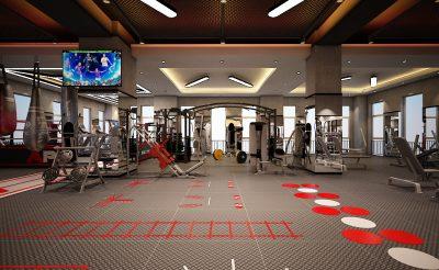 Ngân sách Setup Phòng Gym 1,5-2 Tỷ