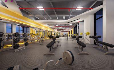 Ngân sách Setup Phòng Gym 3-5 Tỷ