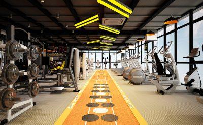 Ngân sách Setup Phòng Gym 900 Triệu – 1.2 Tỷ