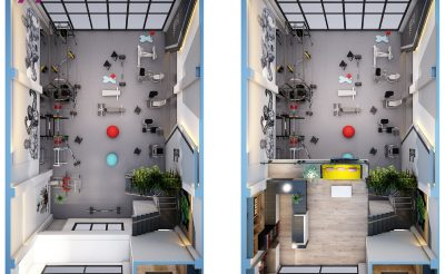 Ngân sách Setup Phòng Gym 600-800 Triệu