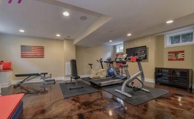 Gói  20-50 Triệu Setup phòng Gym gia đình