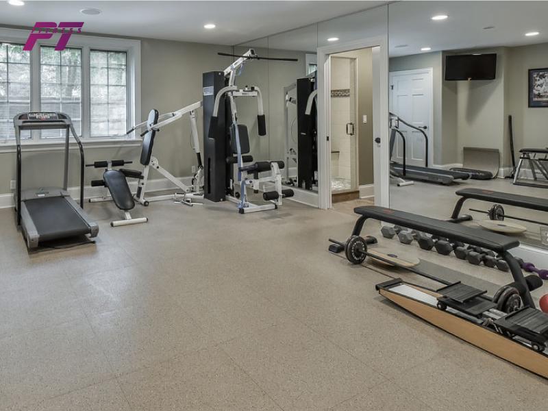Ngân sách Setup phòng Gym gia đình 50-100 Triệu
