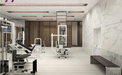 Mẫu thiết kế Home Gym 35m2 ( 20-50 Triệu )
