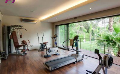 Gói 100-300 Triệu Setup phòng Gym gia đình