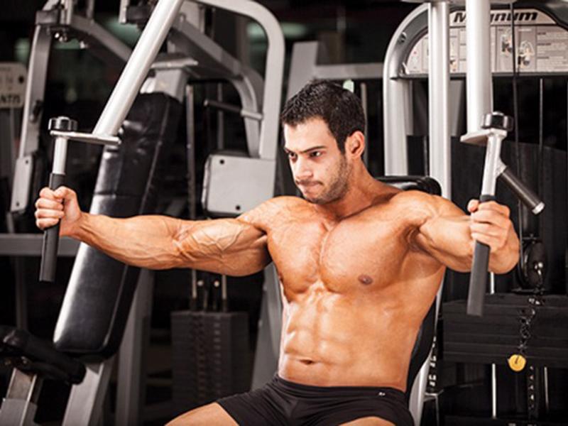 thiết bị cơ bản trong phòng tập gym