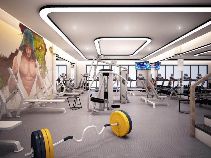 Quy trình setup phòng tập gym chuyên nghiệp