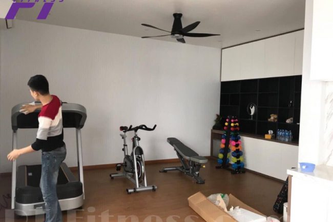 Home Gym Vinhome Hải Phòng