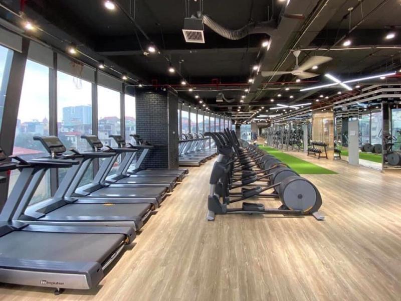 Dự án Blue gym Hà Đông