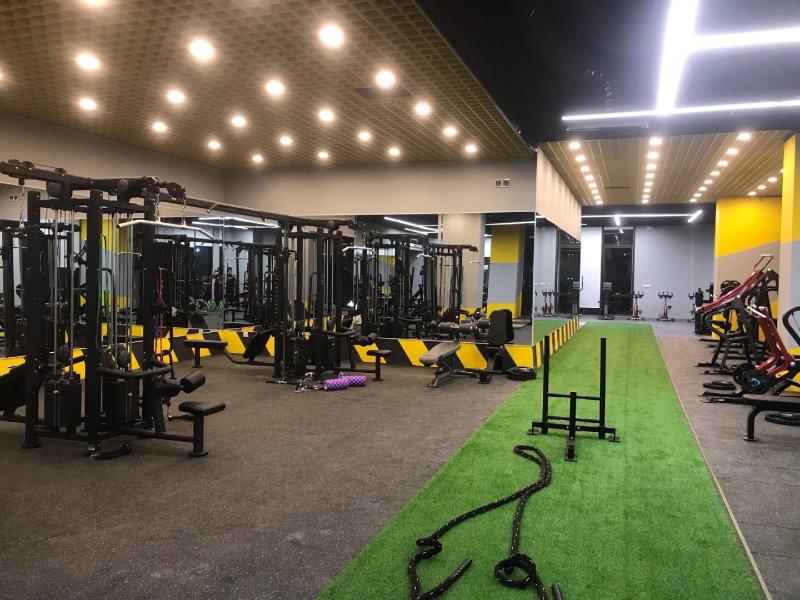 Dự án T&T fitness Cổ Linh