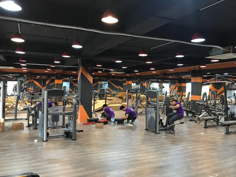 Dự án Helios fitness khu đô thi Trung Văn Hà Nội