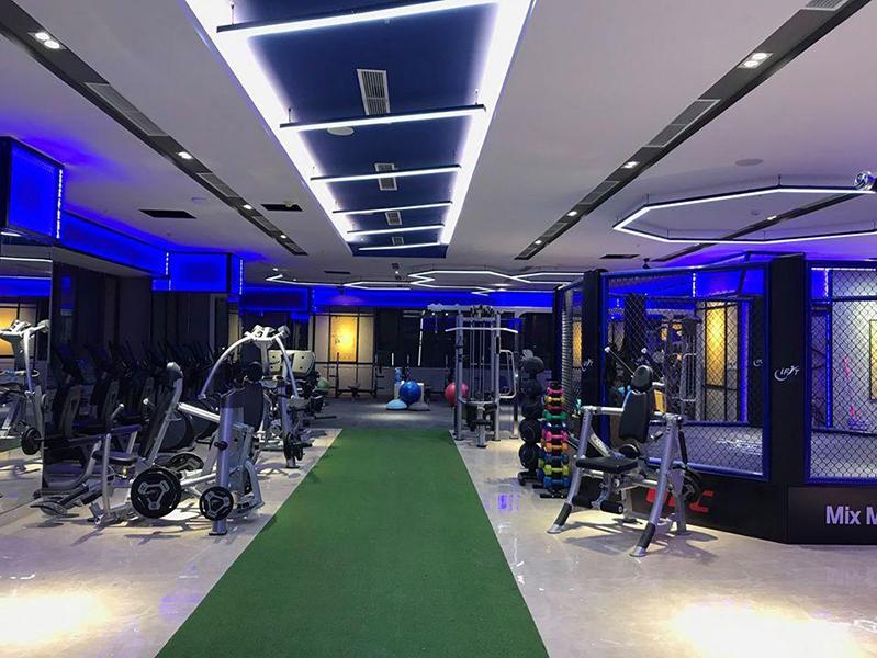 setup phòng tạp gym tại quảng ninh
