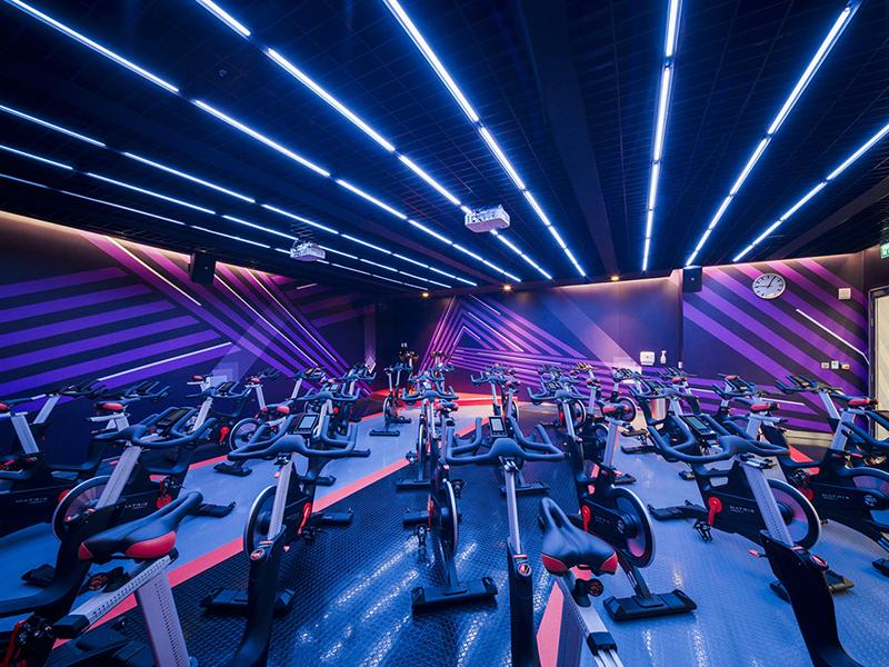 mẫu thiết kế phòng tập gym hot nhất 2020