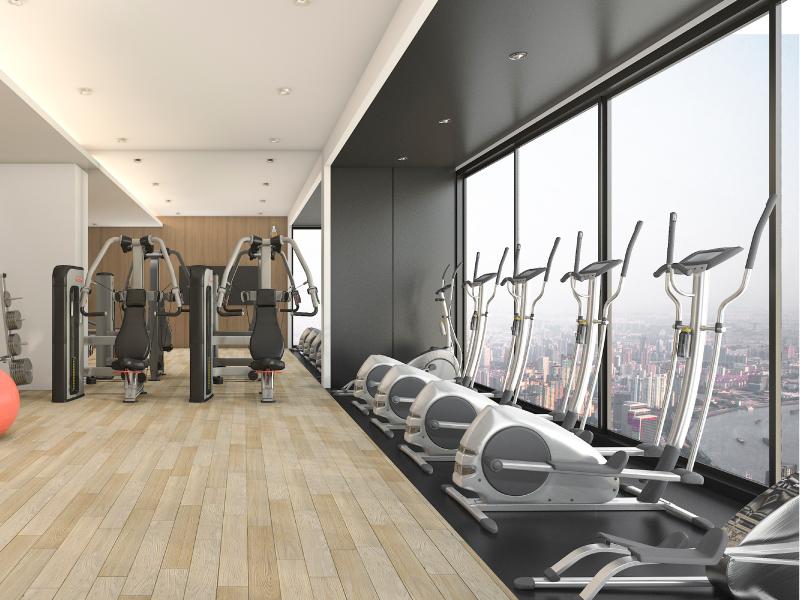 Mẹo setup phòng gym hiệu quả