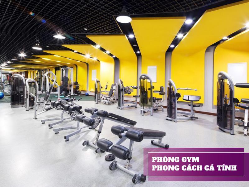 setup phòng gym 500 triệu theo cá tính riêng