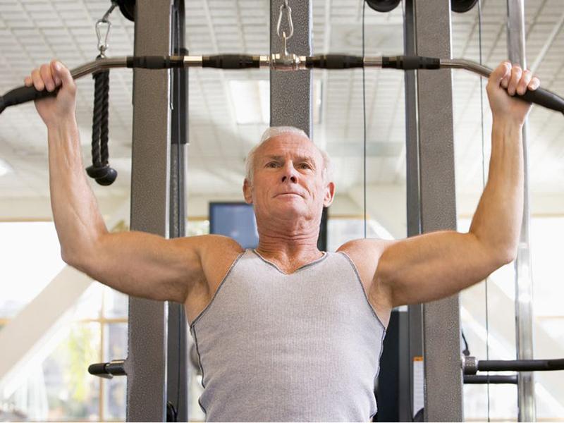những thiết bị cơ bản trong phòng tập gym
