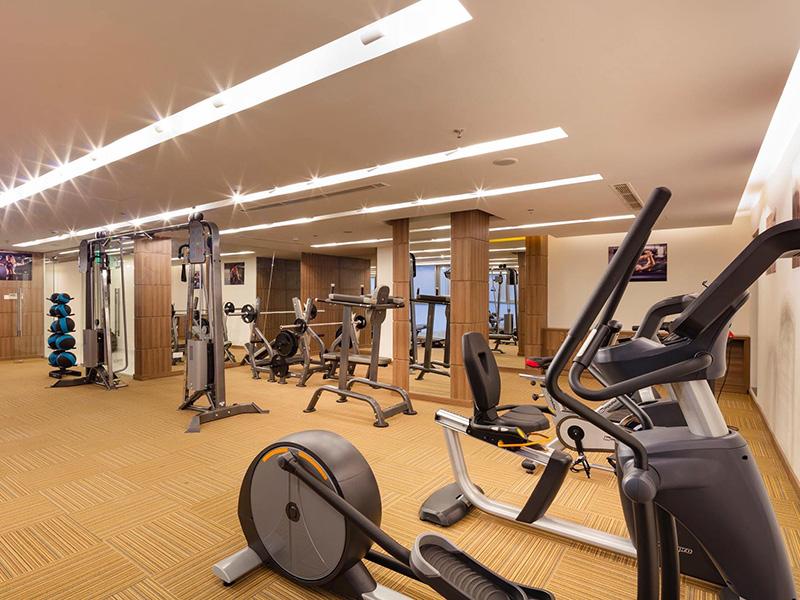 Bảo trì thiêt bị phòng gym khách sạn