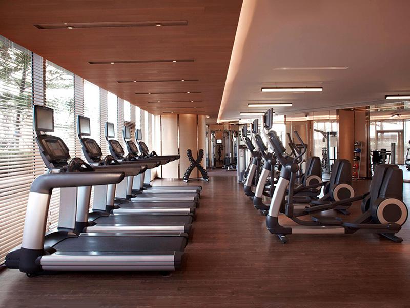 Thiết kế phòng gym khách sạn góp phần nâng tầm dịch vụ, lợi thế cạnh tranh