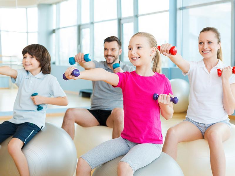 Ai cũng có thể tập luyện với phòng gym tại nhà