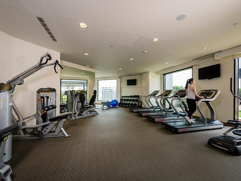 Cardio - thiết bị cho phòng tập gym khách sạn