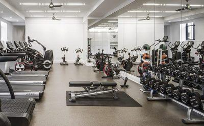 Top 10 mẫu thiết kế phòng gym ấn tượng nhìn là muốn tập