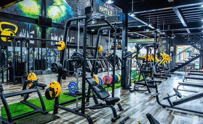 Top 10 mẫu thiết kế phòng gym sang chảnh cho người muốn mở phòng gym
