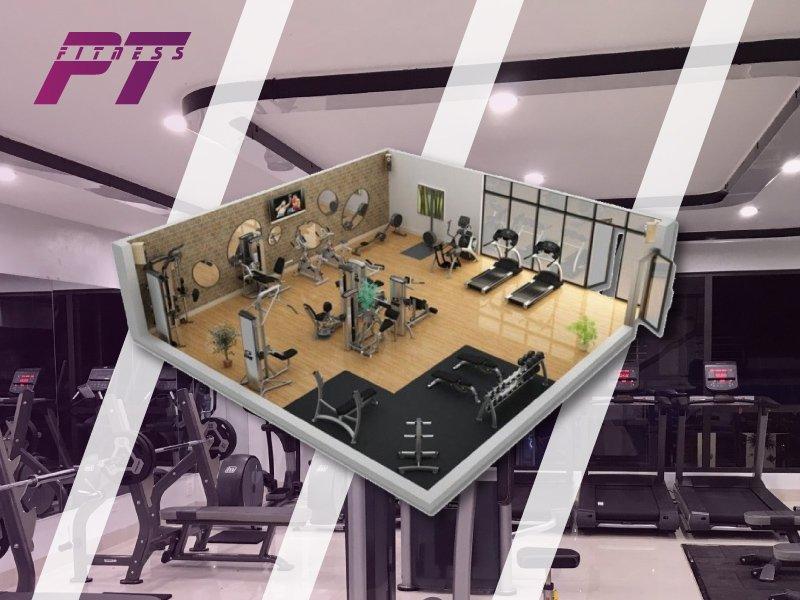 setup phòng gym 100m2 cần chuẩn bị những gì
