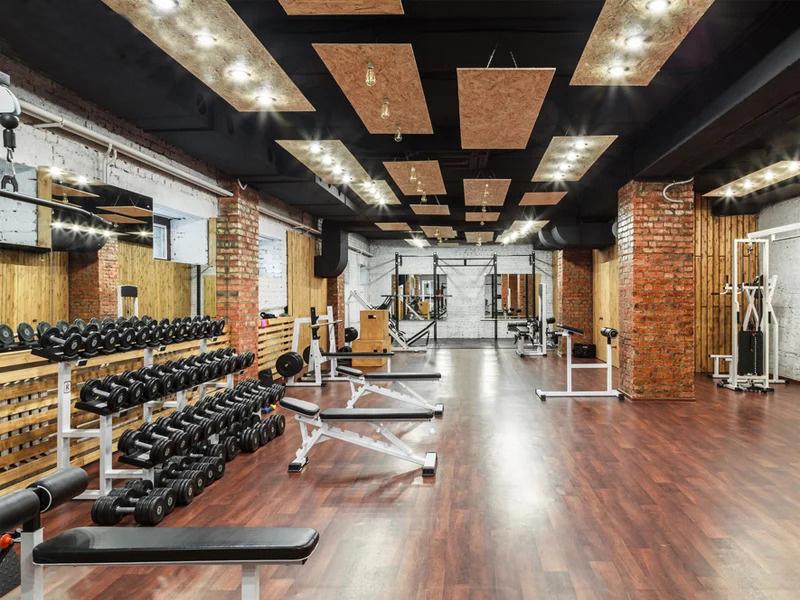 Setup phòng gym trọn gói với 100 triệu